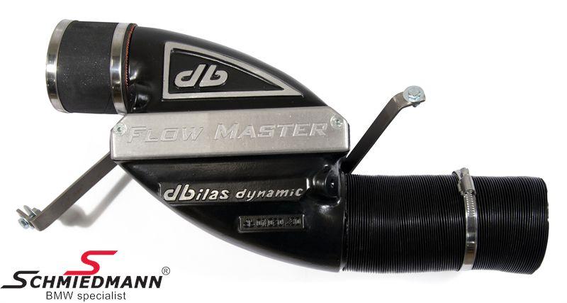 Sport-luftindsugnings-system dbilas Flowmaster, made in Germany