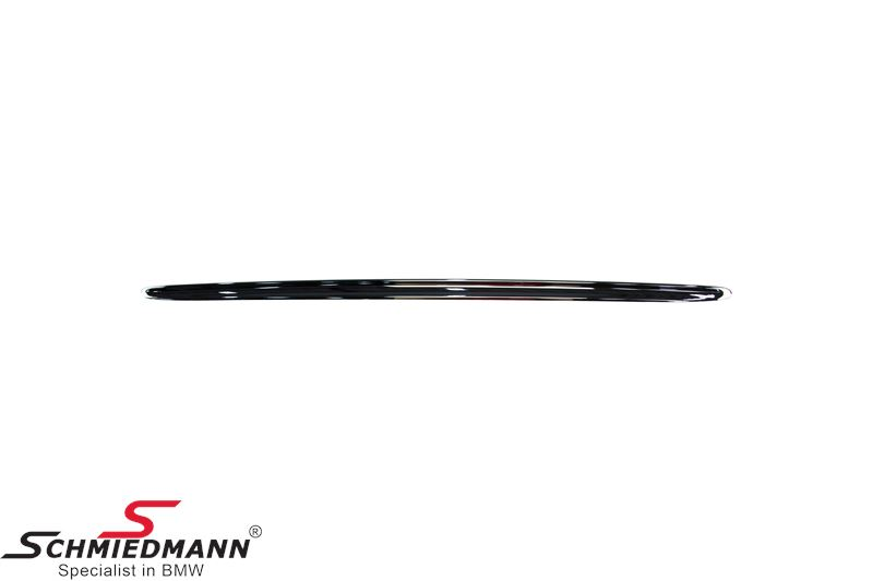 Chrom handle trunk lid MHW