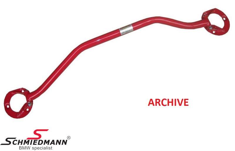 Tårnstiver -Wiechers Sport- for, lakeret stål rød R3002