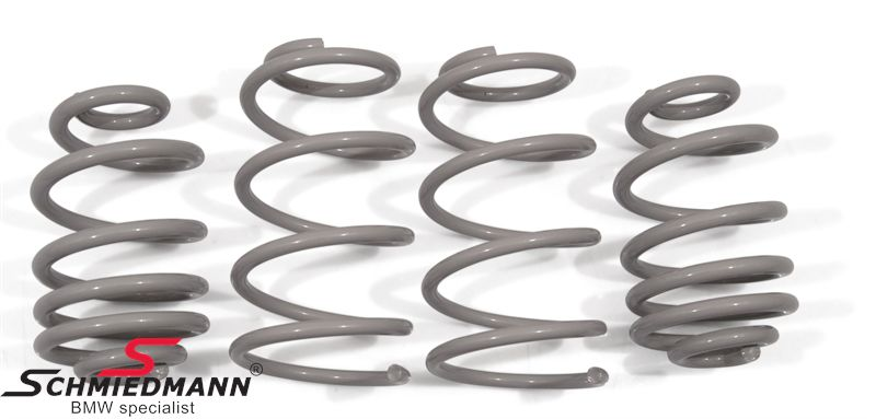 Lowering-set Lowtec front/rear 25/20MM