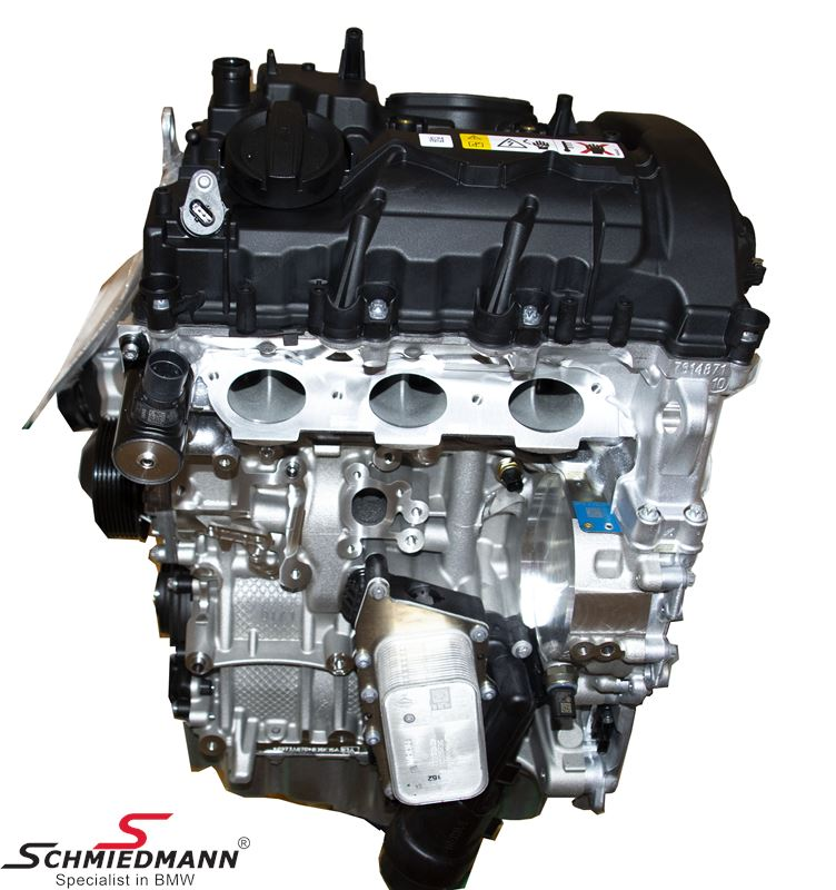 Ombytnings benzin motor B38K15A - original BMW i8