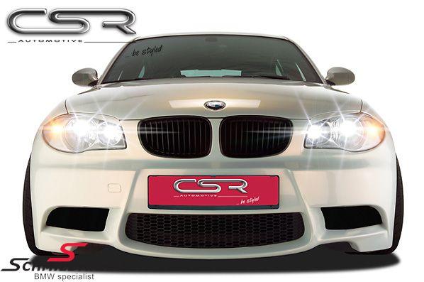 """CSR frontspoiler """"CSR-line II"""" i upgrade look"""