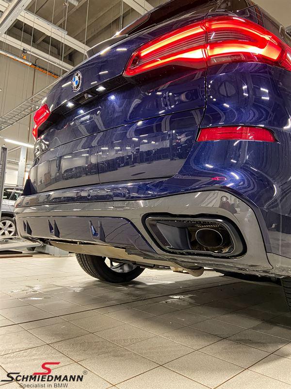 Tailpipe set BMW ///M-performance