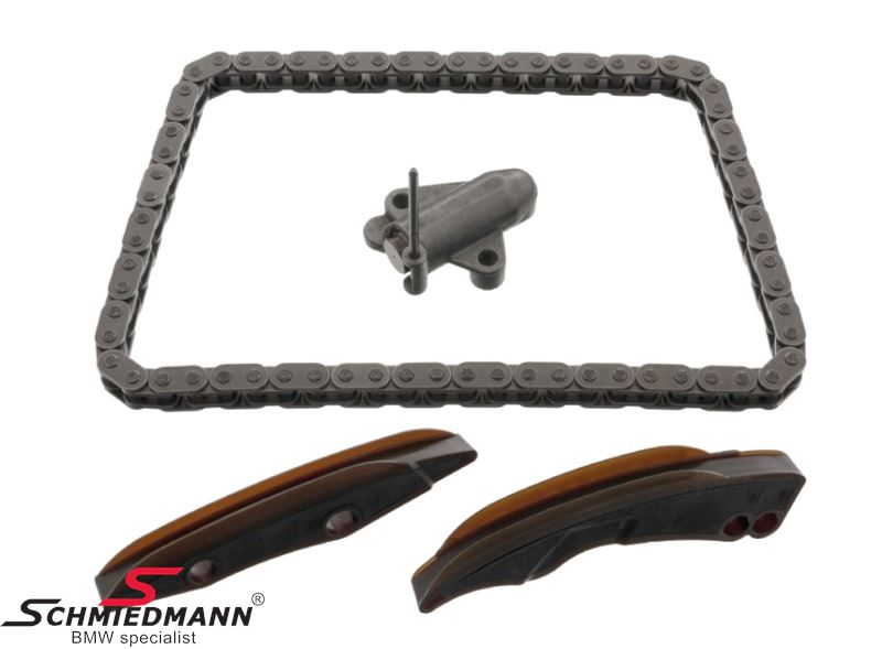 Timing chain set lower - TRITAN®-coated