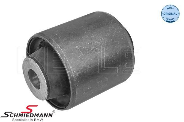 Trailing arm Rubber mounting Inner towards rear