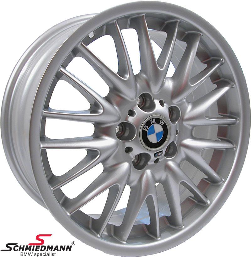 "18"" V-Speiche 72 M-Technic fælge 8X18 (original BMW)"