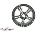 """20"""" M-Doppelspeiche 343 smedet fælge 9X20 (original BMW)"""