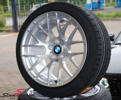 "19"" M3 Competition M Y-Speiche 359 fælge 10X19 (original BMW) (passer kun bag)"