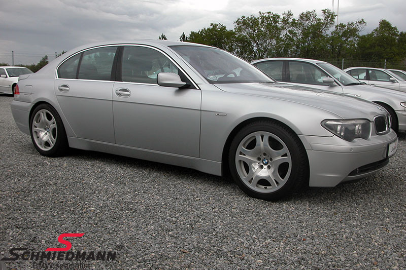 """19"""" Sternspeiche 92 poleret, fælge 9X19 (original BMW)"""