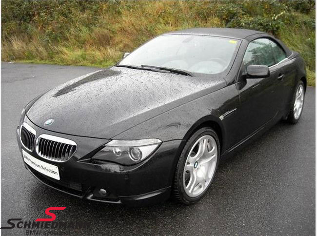 """19"""" Sternspeiche 92 poleret, fælge 8,5X19 (original BMW)"""