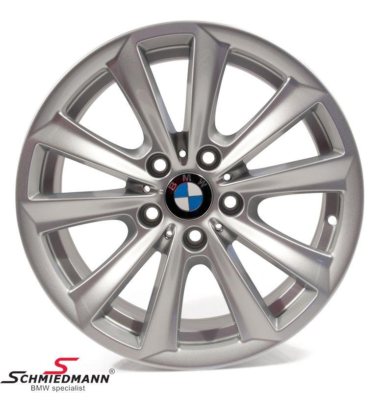 "17"" V-Speiche 236 fælge 8X17 ET30 (original BMW)"