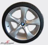 """21"""" Sternspeiche 311 fælge 10X21 (original BMW) (passer kun bag)"""