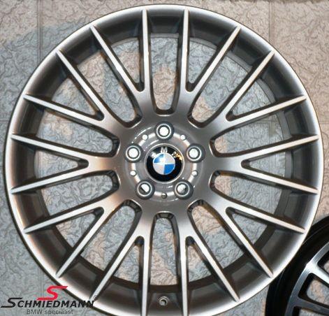 """20"""" Kreuzspeiche 312 fælge 9X20 (original BMW) (passer kun bag)"""