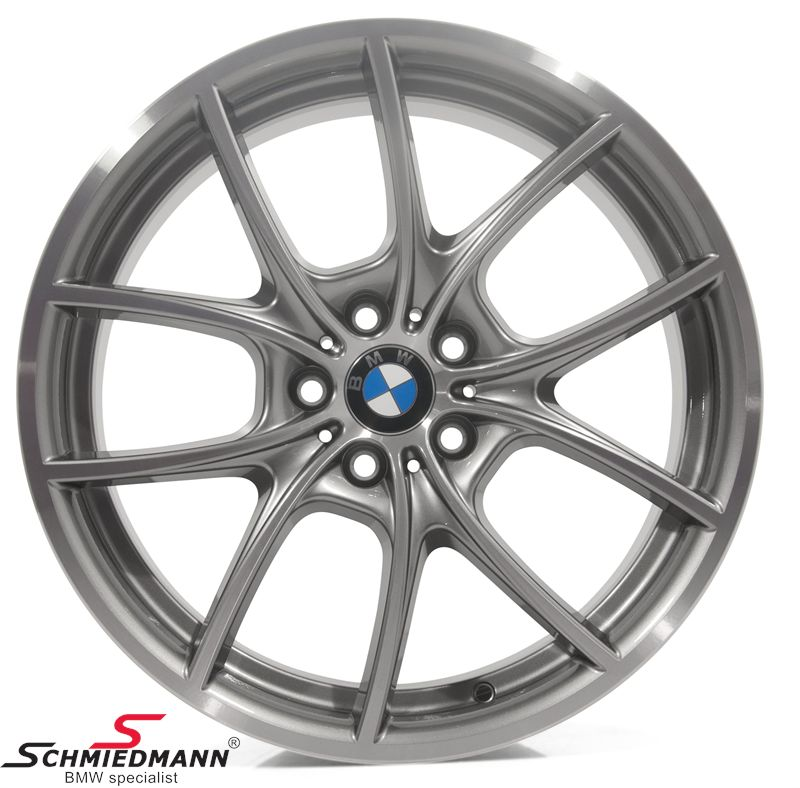 "20"" V-Speiche 356 fælge 8,5X20 (original BMW)"