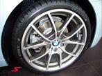 """20"""" V-Speiche 356 Glanzgedreht, fælg 9,0X20 ET44 (original BMW passer kun bag)"""