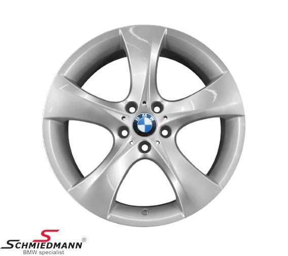 """20"""" Sternspeiche 311, fælg 9,0X20 ET44 (original BMW passer kun bag)"""