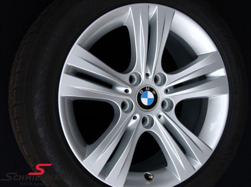 """17"""" Doppelspeiche 392, fælg 7,5X17 (original BMW)"""