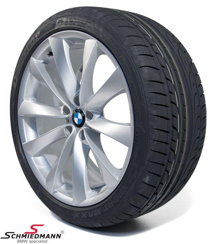 """21"""" 10+11,5x21 V-Speiche 239 alufælge m.285/35+325/30/21 (original BMW)"""