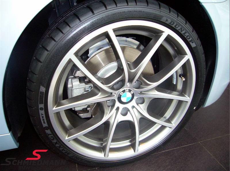 """20"""" 8,5+9x20 V-Speiche 356 alufælge m.245/35+275/30/20 (original BMW)"""