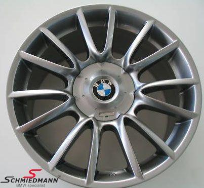 "19"" Individual V-Speiche 349, fælge 9X19 (original BMW) (passer kun bag)"