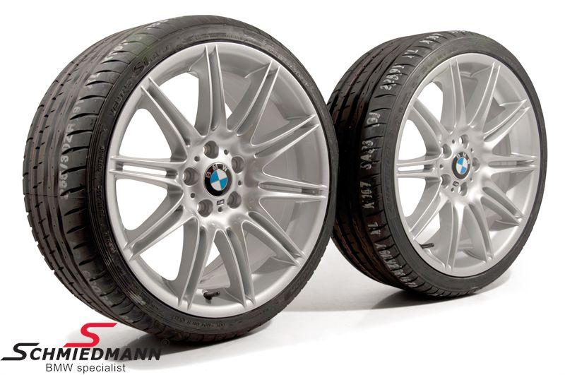 "19"" 8+9x19 alufælge M-Doppelspeiche 225 m.225/35+255/30/19 (original BMW)"
