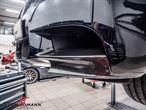 Carbon frontspoilerlæbe original BMW V.-side