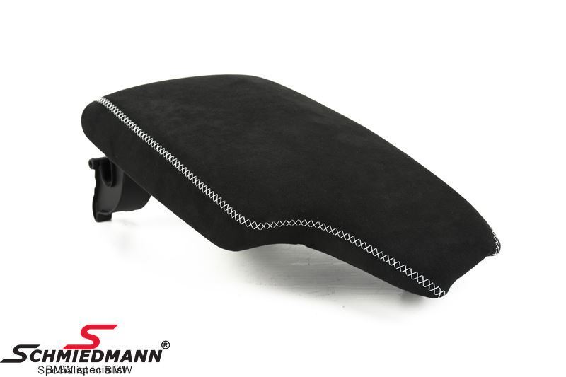 Armrest alcantara ///M-Performance - original BMW