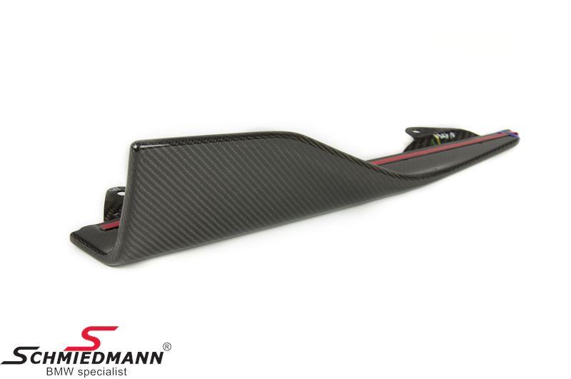 Sideskørt-vinge carbon -///M-Performance- V.- side , original BMW