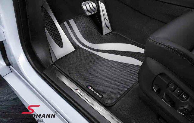 "Bundmåtter ""BMW ///M-Performance"" for, original BMW"
