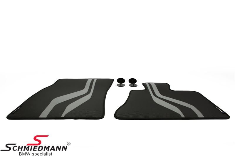 "Bundmåtter -RHD- ""BMW ///M-Performance"" for, original BMW"
