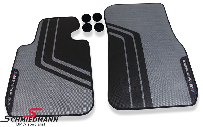 "Bundmåtter ""BMW M-Performance"" for, original BMW"