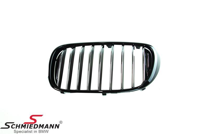 Nyre højglans sort original -BMW ///M Performance- V.-side