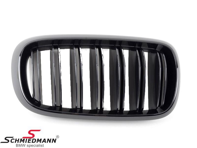 Nyre højglans sort original -BMW M Performance- H.-side