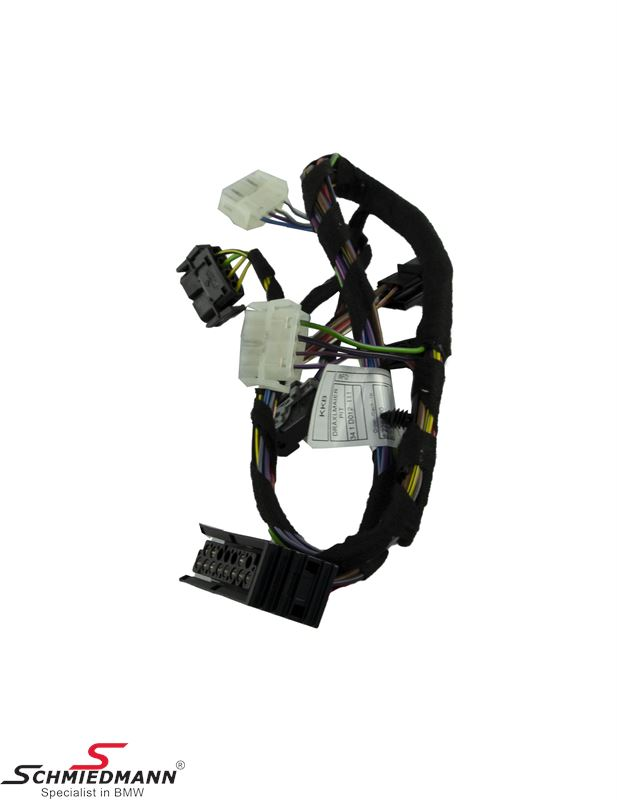 Wiring drivers side (For models with seat memory)