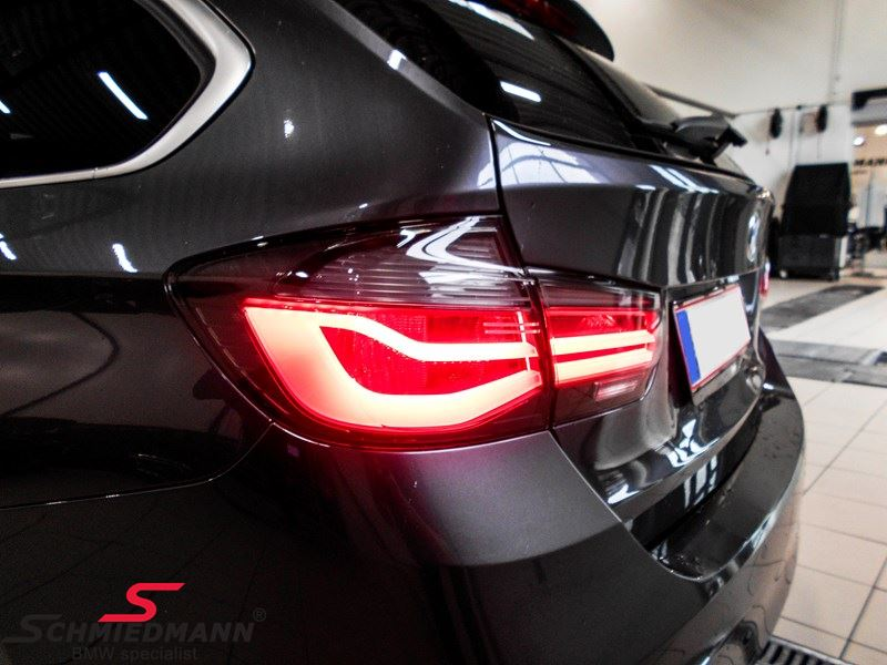 Taillights black-line LED -M-Performance- original BMW
