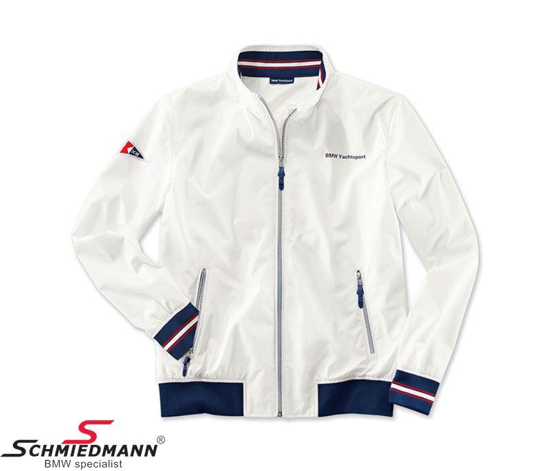 Jakke -BMW Yachtsport- Dame, hvid str. S