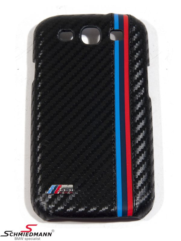 Samsung Galaxy S3 BMW M Hard Cover - carbon design