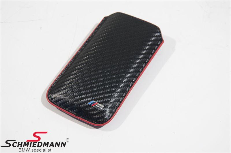 iPhone 6 læder etui -M///-