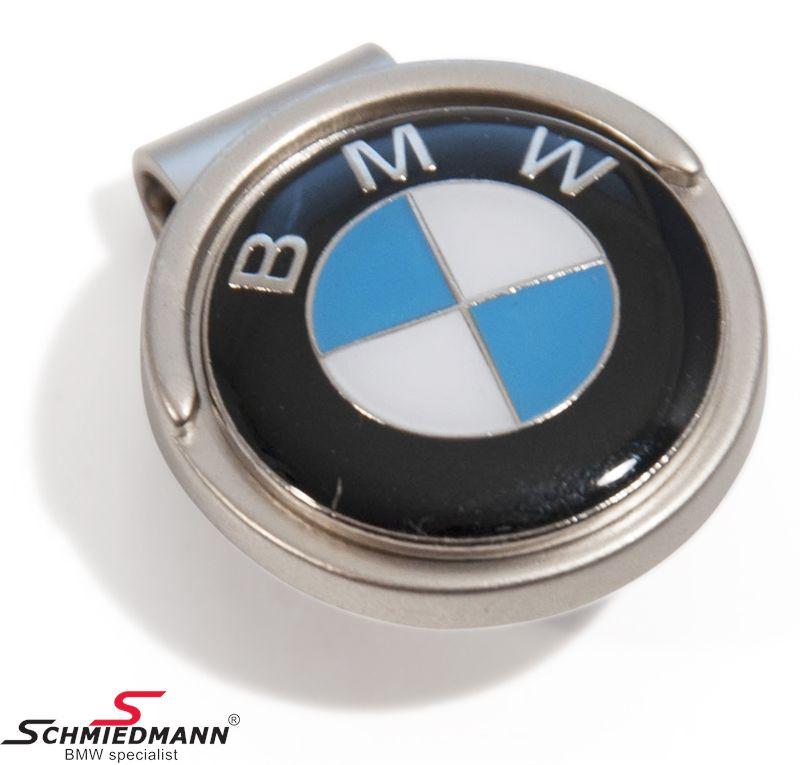 BMW emblem til cap, original BMW