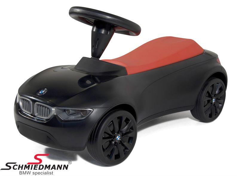 BMW Baby Racer III, sort/orange