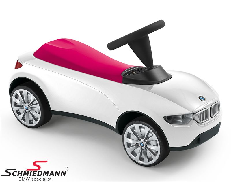 BMW Baby Racer III, hvid/rød