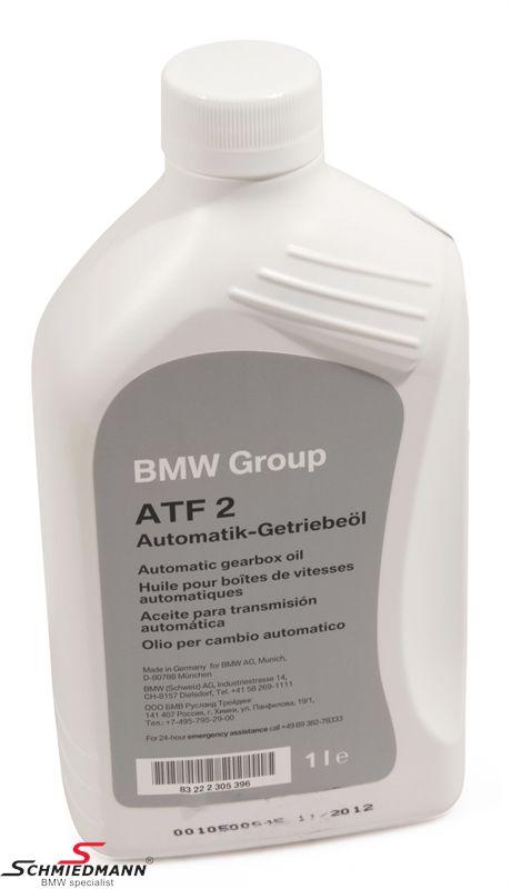 Automatgearkasse-olie ATF 2, 1L original BMW