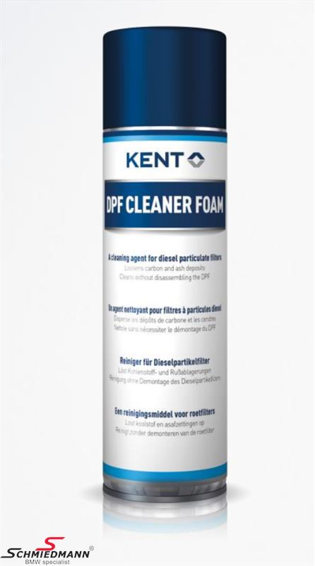 KENT DPF Cleaner foam - Diesel partikelfilter-rensemiddel