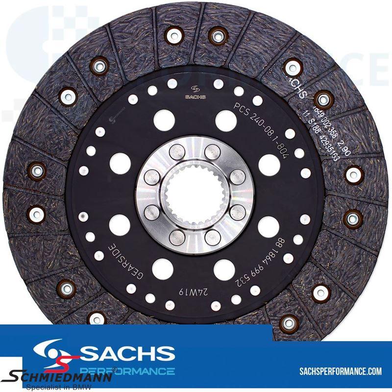 Sachs Performance organic clutch D=240MM