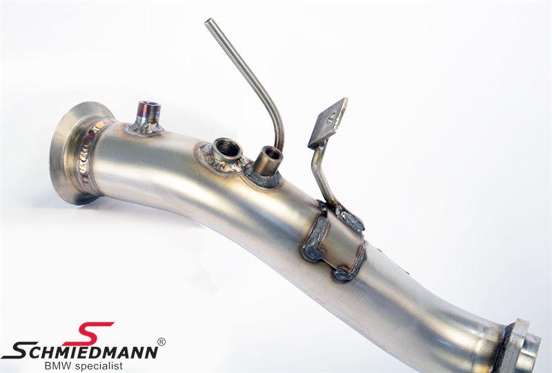 Supersprint turbo downpipe kit til bane brug