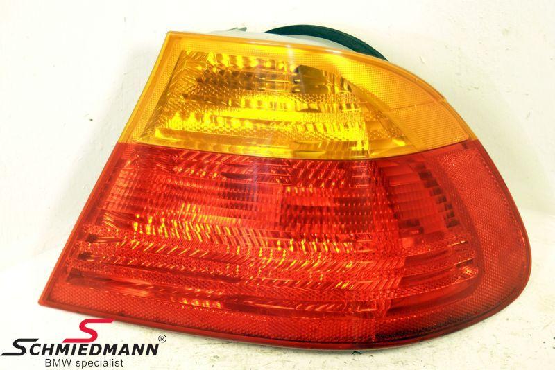 Baglygte standard gult blink yderste del H.-side