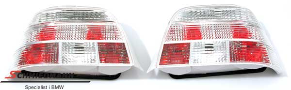 Taillights crystal white