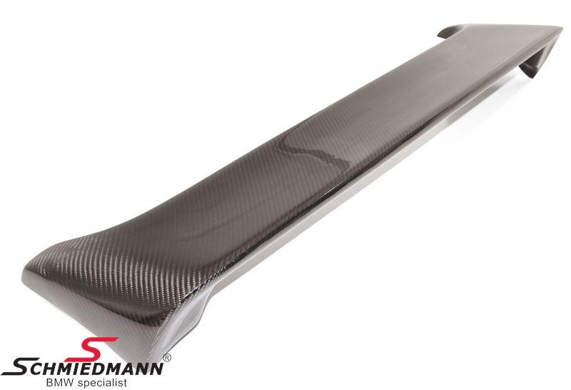 Bagrudespoiler Sport Edition høj version ægte carbon