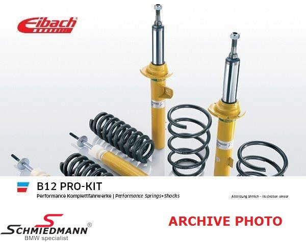 Sænknings-sæt original -Eibach Germany- Pro-kit B12 20/10MM
