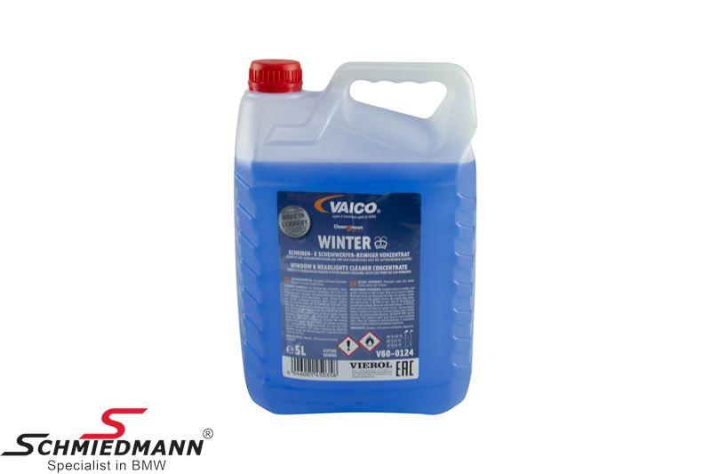 Sprinkler væske koncentrat 5L (5liter + 5liter vand =  frostsikret til -20grader)